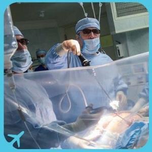 الدكتور عبد الله زندي متخصص جراحة التخلص من السمنة بالمنظار في طهران ايران