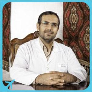 الدكتور علي رضا خلج جراح انقاص الوزن و التخلص من البدانة في طهران