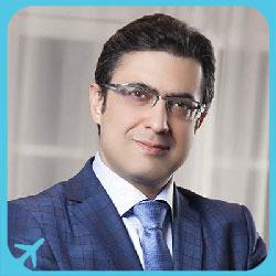 الدكتور فرزان رضايي متخصص أذن وأنف وحنجرة وتجميل الأنف والوجه