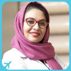 الدكتورة مهناز عطار شاكري أخصائية أمراض النساء وعلاج العقم و طفل الأنبوب و التلقيح الصناعي