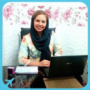الدكتورة مريم بهتري نجاد متخصصة في طب و تجميل و جراحة الاسنان في ايران