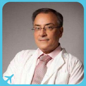الدكتور محمد صوفي زاده متخصص في عملية تجميل الانف و التجميل من دون جراحة في ايران