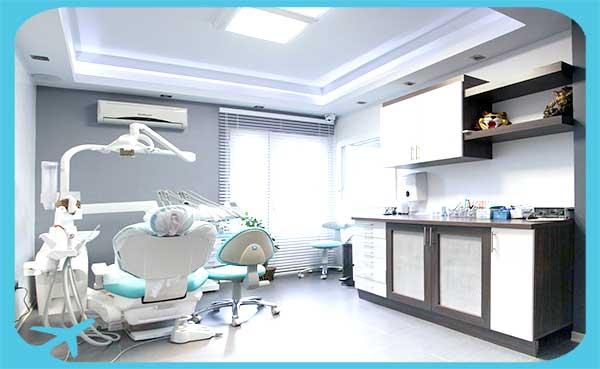 عيادة الدكتور شاهروخ يغانة لطب الاسنان في طهران