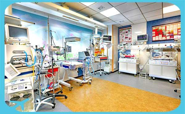 أفضل خدمات الرعاية الصحية في مستشفى شمال في مازندران ايران