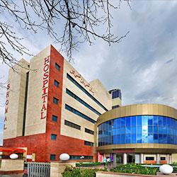 مستشفى شمال في مازندران