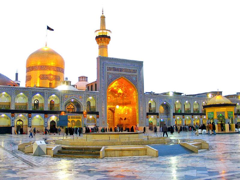 السياحة الطبية في مشهد