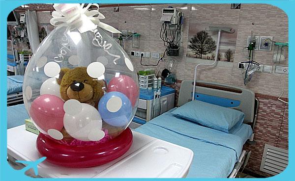 علاج العقم وأطفال الأنابيب في مشفى مهر في مشهد ايران