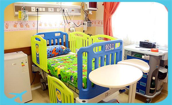 مستشفى رضوي في مشهد