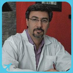 الدكتور أحمد علي أميرغفران متخصص قلب واوعية دموية في شيراز ايران