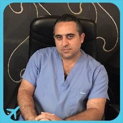 الدكتور آراش رحماني طب و تجميل الاسنان و زراعة الاسنان في طهران
