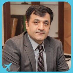 الدكتور عبد الله زندي متخصص جراحة البدانة بالمنظار في ايران