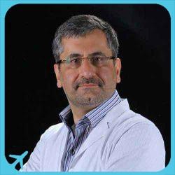 الدكتور آرفين سازكار أخصائي أذن وأنف وحنجرة وجراحة الرأس والرقبة - جراح تجميل وجه معتمد