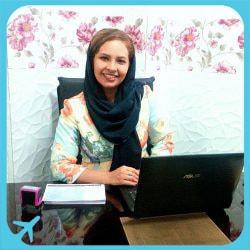 الدكتورة مريم بهتري نجاد مختصة جراحة و تقويم الأسنان | آريا مدتور