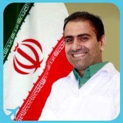 الدكتور أويس خاكباز متخصص في جراحة الفم والوجه والفكين في ايران