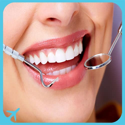 تجميل الاسنان في ايران | آريا مدتور