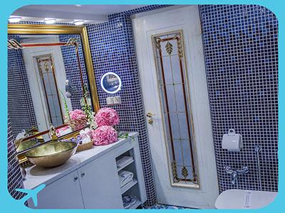 فندق قصر الدولي في مشهد ايران السياحة الطبية
