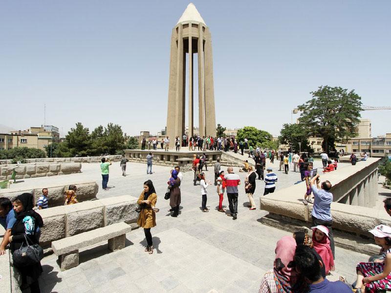 مدينة همدان في ايران - الأماكن السياحية في ايران