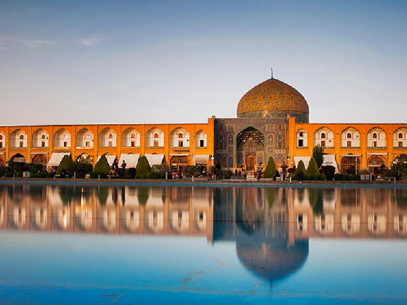 السفر إلى اصفهان