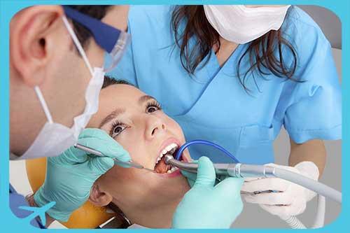 طب الاسنان في ايران مع آريا مدتور