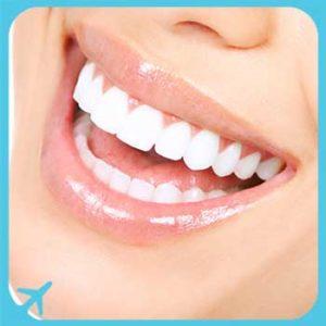 ابتسامة هوليود - هوليود سمايل في ايران - تجميل الأسنان في ايران
