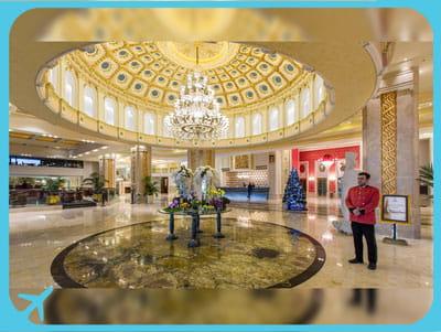 فندق اسبيناس بالاس 5 نجوم في طهران ايران