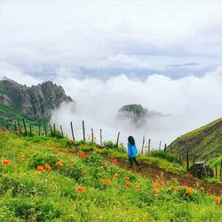 محافظة غيلان جنة خلابة في شمال ايران لمحبي الطبيعة
