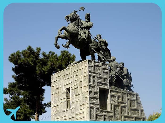 مقبرة نادر شاه