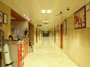 أحدث مستشفى مجهز بقسم المرضى الاجانب في ايران