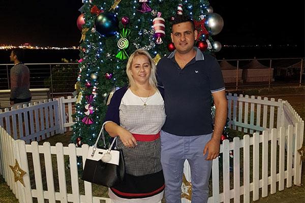 صورة مريضة استرالية بعد جراحة انقاص الوزن في ايران