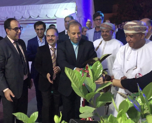 افتتاح مؤتمر ومعرض عمان للسياحة العلاجية والرعاية الطبية