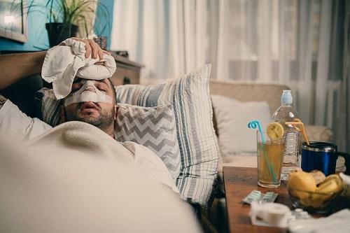 تعليمات فترة النقاهة بعد عملية الانف - الاستلقاء و الراحة