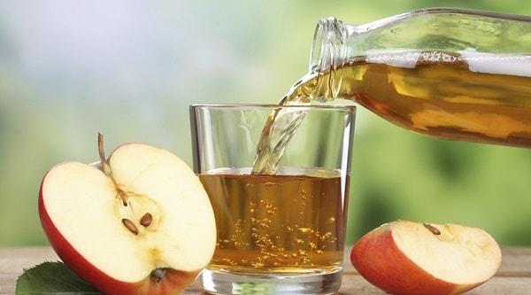 تناول عصير التفاح في أول 3 أيام بعد عملية انقاص الوزن