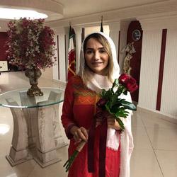 شفط و حقن الدهون لمحامية هولندية في ايران