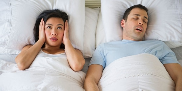 انقطاع النفس النومي