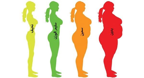فئات الوزن
