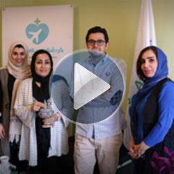شهادة مريضة عن تبييض الاسنان في ايران