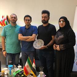فيديو شهادة مريضة من العراق مع تجميل الانف لدى الدكتور يحيوي في طهران ايران