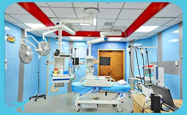 أفضل المستشفيات في ايران