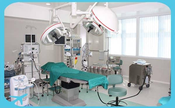 مستشفى مجهز بأفضل التجهيزات في ايران