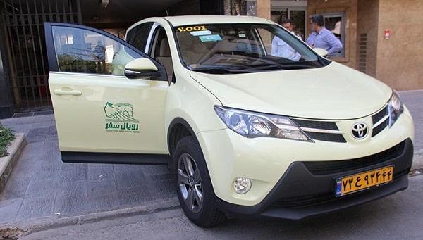 سيارات الاجرة في ايران