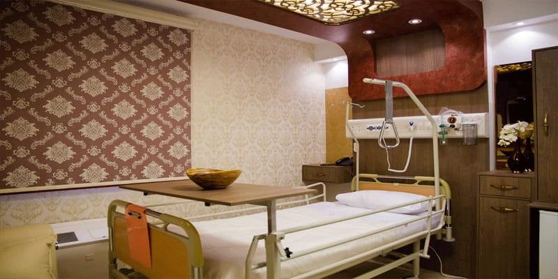 خدمات طبية عالية الجودة مستشفى ابن سينا طهران