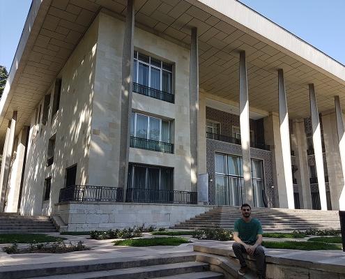 رحلة السياحة الطبية لمريض من رومانيا في ايران