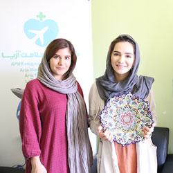 تجربة عمليات التجميل في ايران