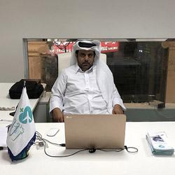 زيارة مسؤولي آريا مدتور إلى قطر