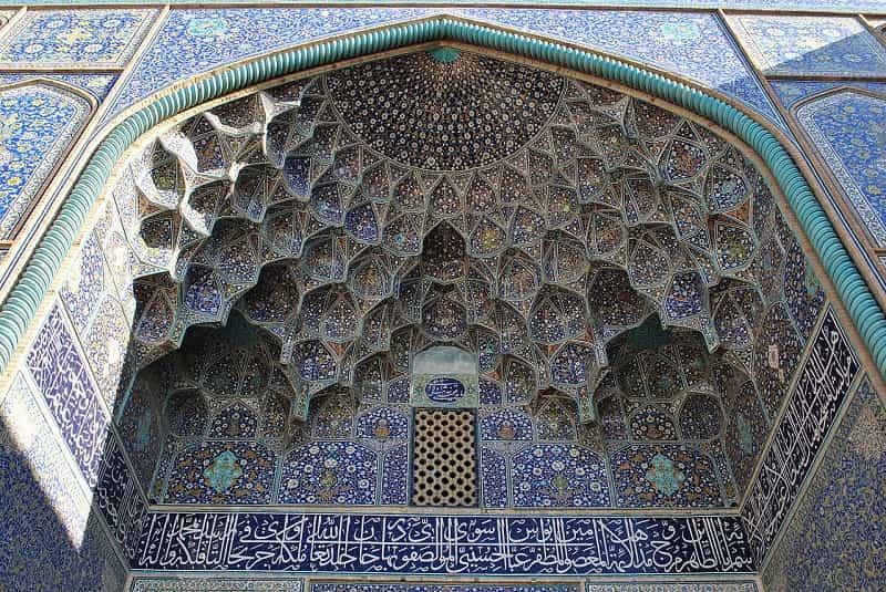 مسجد الإمام في اصفهان