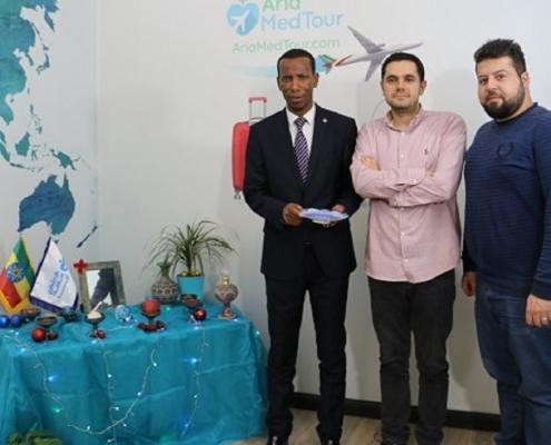 اثيوبيا تتطلع إلى التعاون مع ايران في السياحة الطبية