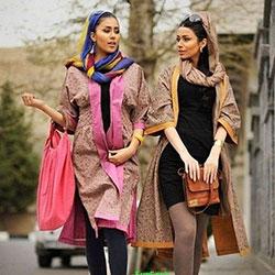 قواعد اللباس للنساء في ايران