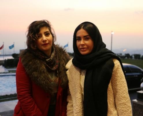 السياحة الطبية لمريضة من بلاروسيا في ايران