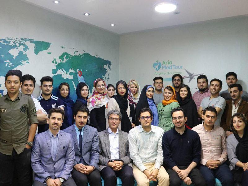 السياحة الطبية في ايران
