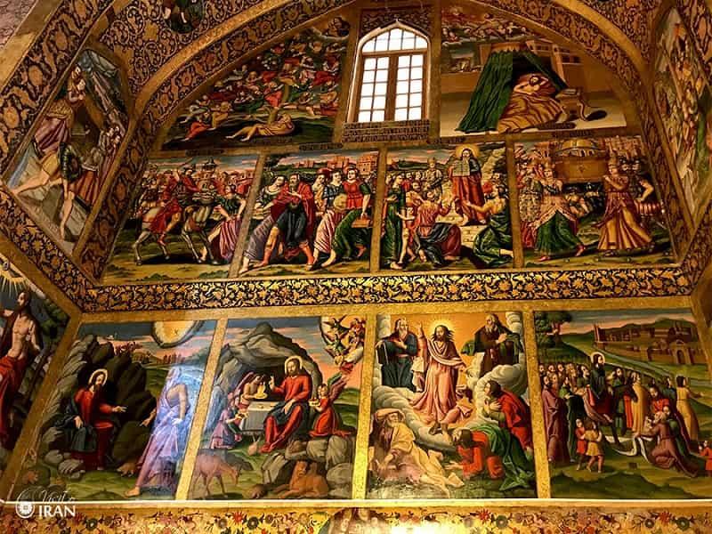 كنيسة فانك في اصفهان